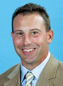 Brett Boretti has led the Lions to an 89–71 record in eight seasons as head coach.PHOTO: GENE BOYARS