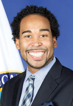 David Johns '04, '06 TC leads White House efforts to shape educational policy.Photo: U.S. DEPARTMENT OF EDUCATION
