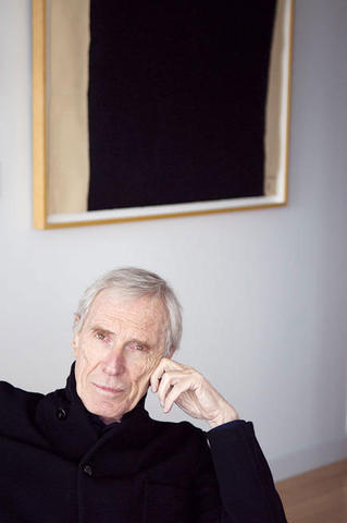 "Mark Strand's obituary in The New York Times declared that his ""spare, deceptively simple investigations of rootlessness, alienation and the ineffable strangeness of life made him one of America's most hauntingly meditative poets."" PHOTO: SARAH SHATZ"