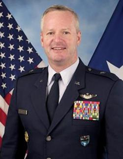 Brig. Gen. Scott F. Smith '86