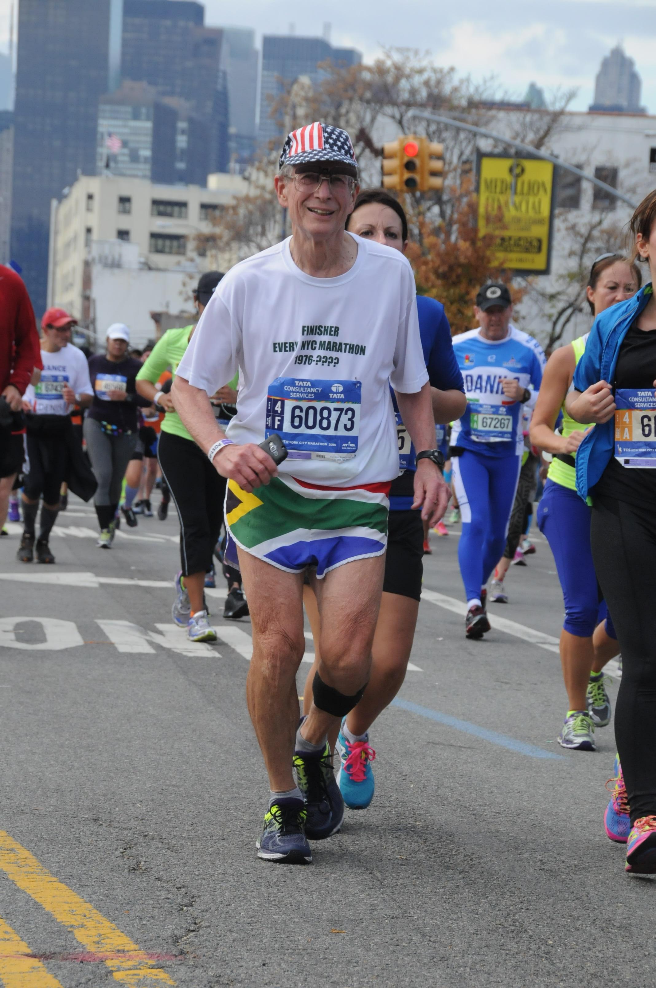 Dave Obelkevich Marathon