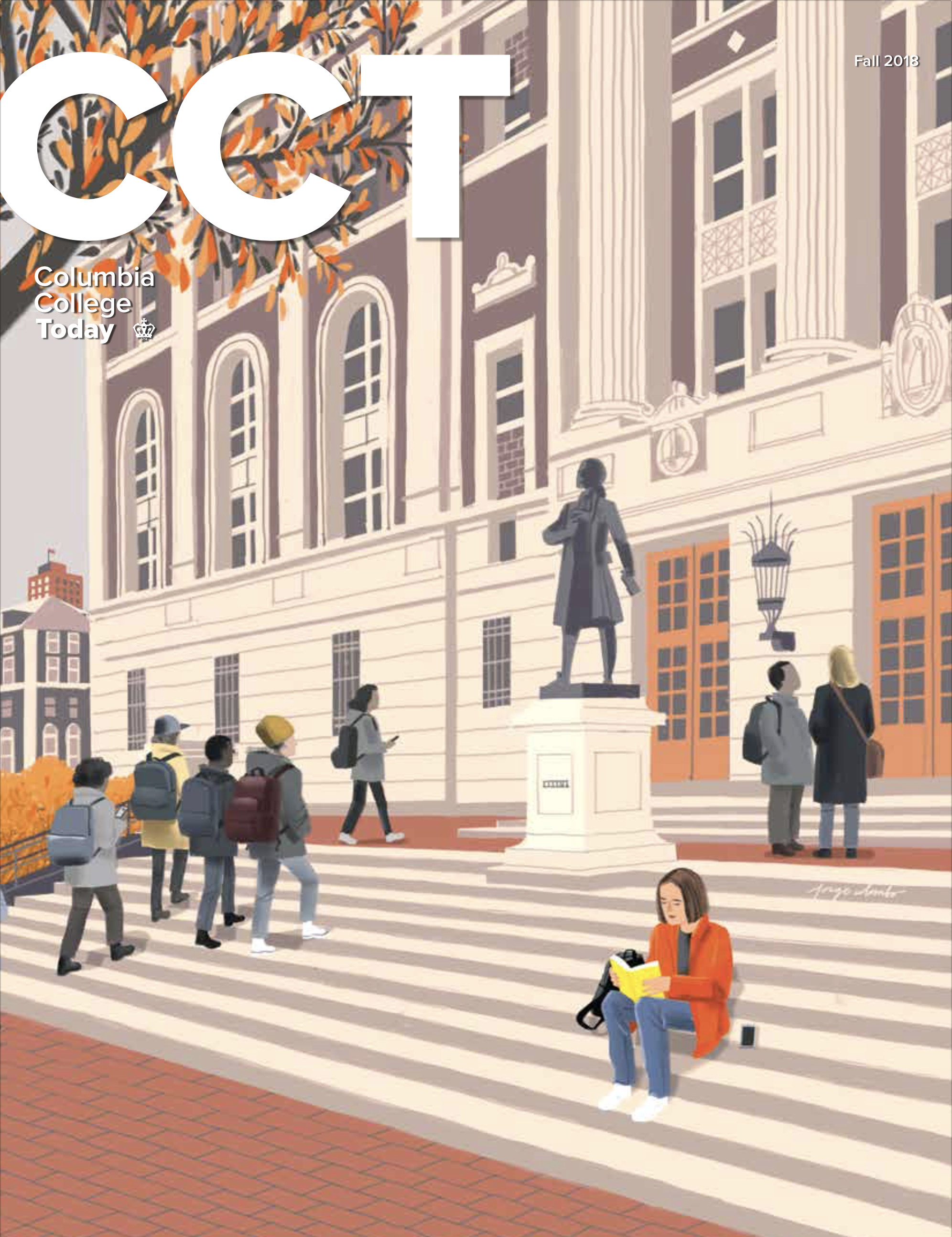 Fall 2018 Cover
