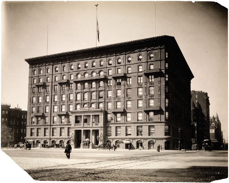 The First Plaza Hotel