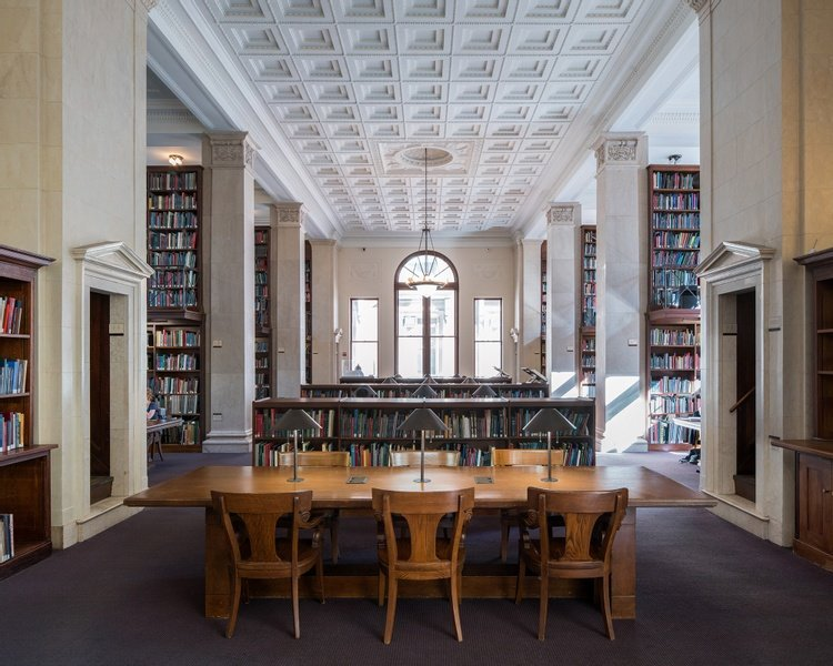 Avery Library_Ofer Wolberger