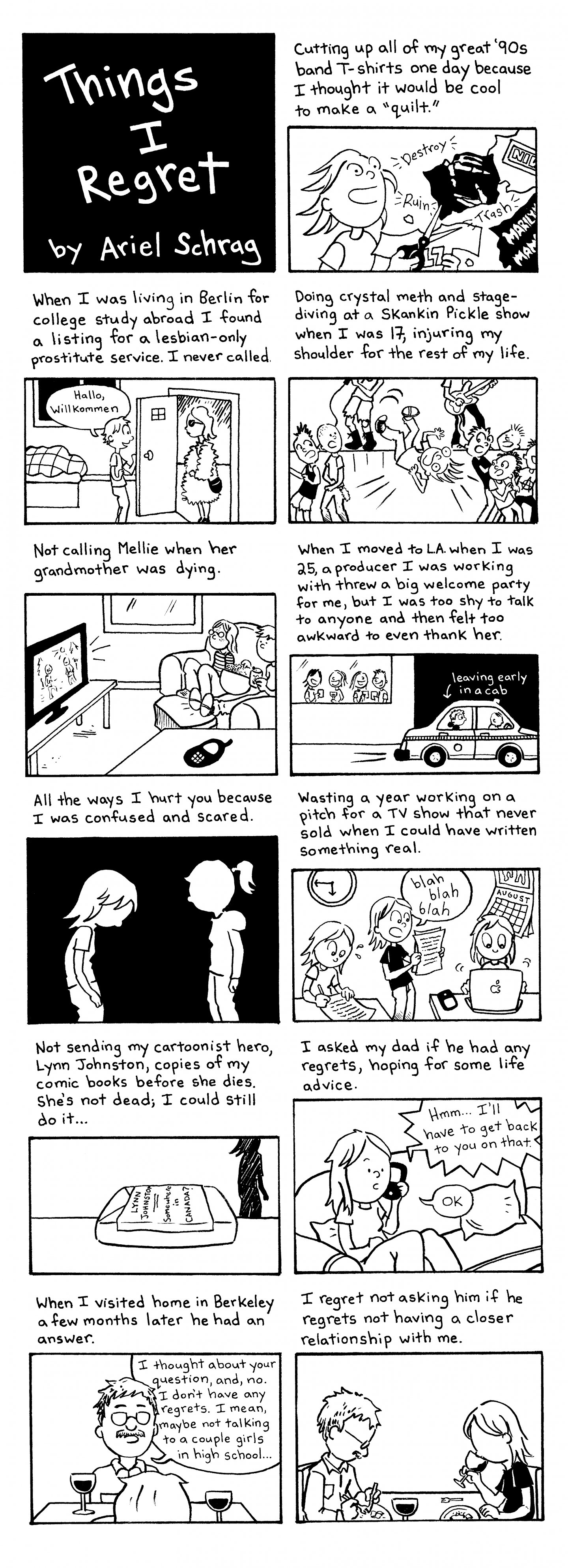 Schrag Comic
