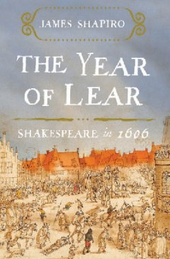"Book cover of ""The Year of Lear"""