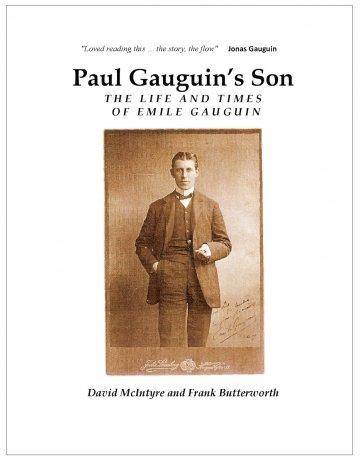 Gaugin's son