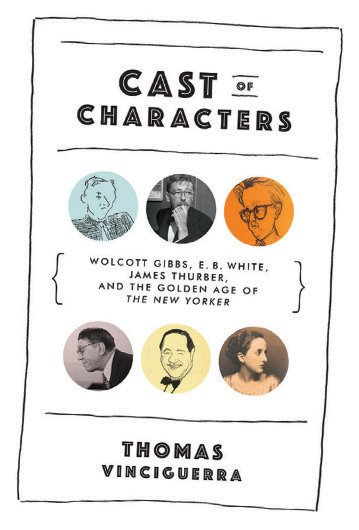 "Book cover for ""Cast of Characters"""