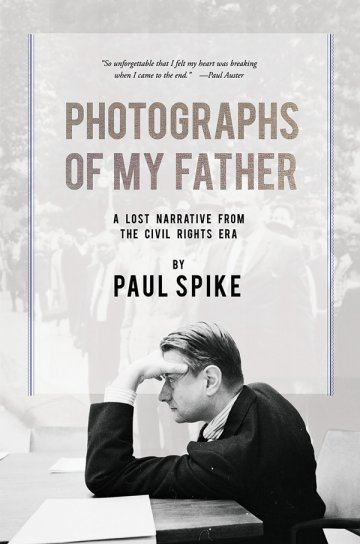 "Book Cover for ""Photographs of My Father"""