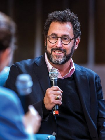 Tony Kushner '78