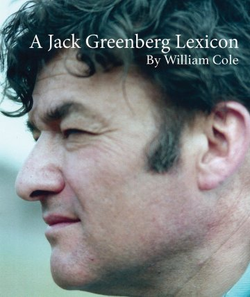 "Cover for ""A Jack Greenberg Lexicon"""