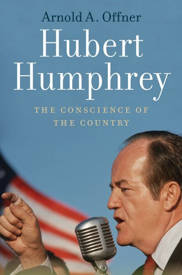 "Cover for ""Hubert Humphrey"""