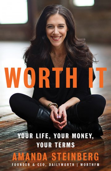 "Book Cover for ""Worth It"""