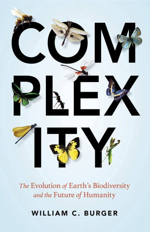 The Evolution of Earth's Biodiversity and the Future of Humanity by William C. Burger '53.