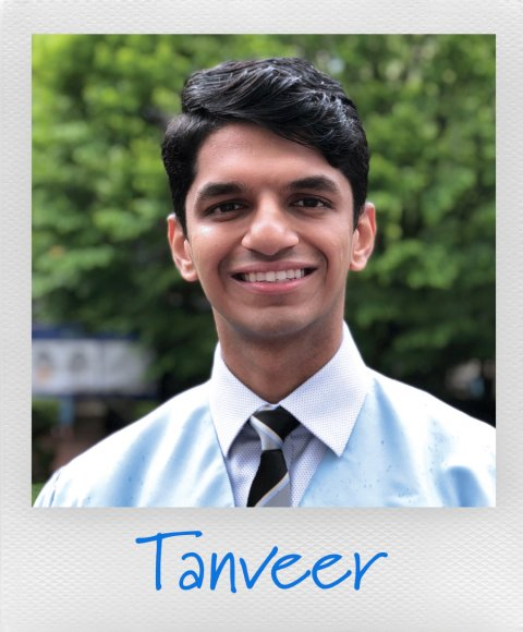 Photo of Tanveer