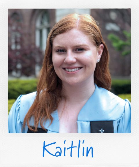 Photo of Kaitlin