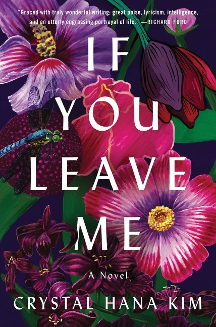 book cover of If You Leave Me