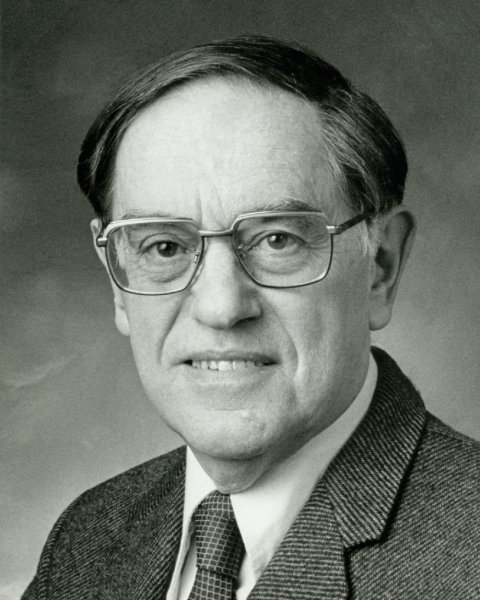 a man wearing glasses