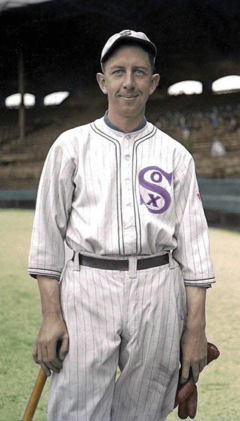 Eddie Collins CC 1907