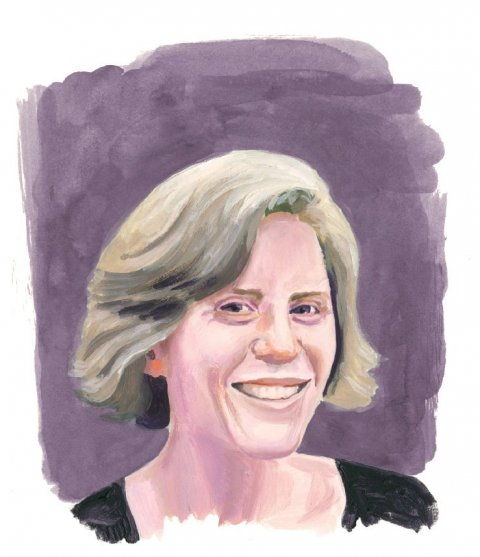 Illustration of Susan Boynton