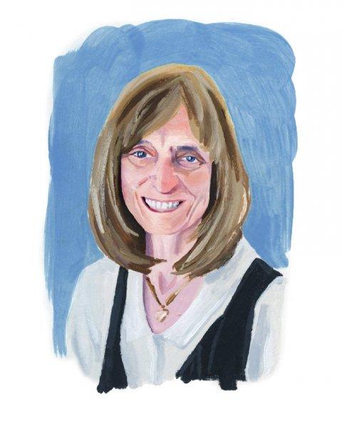 Illustration of Cathy Popkin