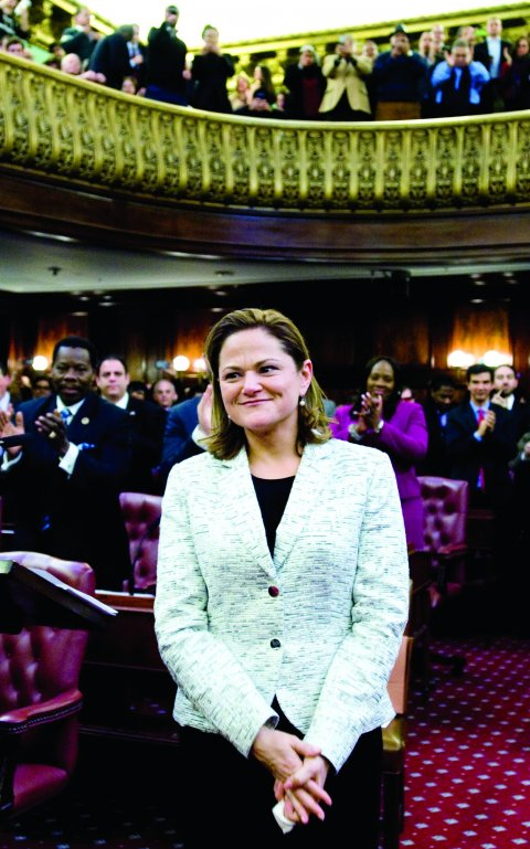 Melissa Mark-Viverito '91