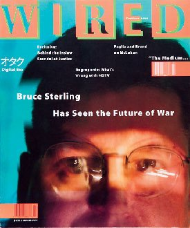Image of a WIRED magazine cover
