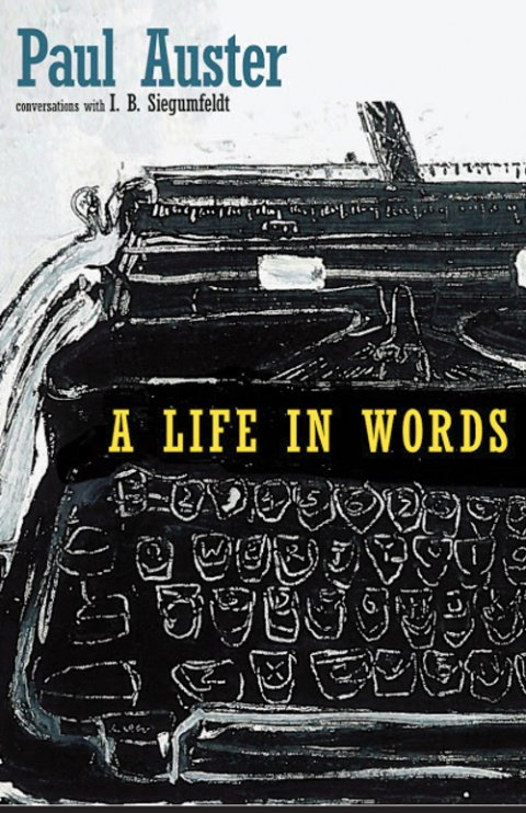 "Image of book cover for ""A Life in Words"""