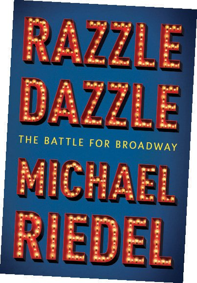 Book cover of Razzle Dazzle