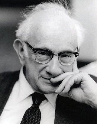 Historian Fritz Stern '46, GSAS'53