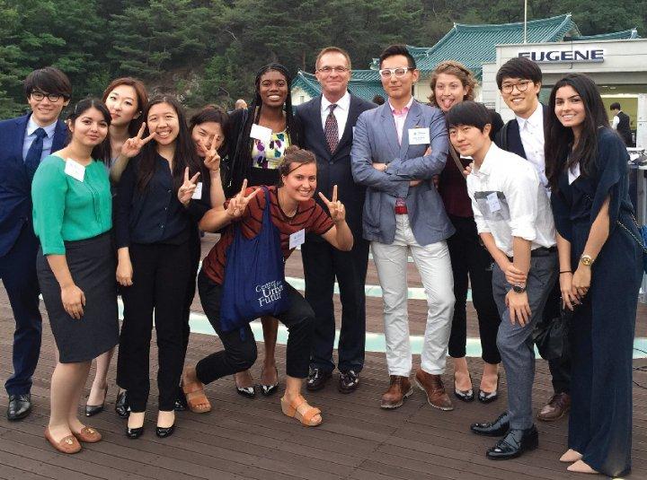 Columbia Experience Overseas Program in Seoul