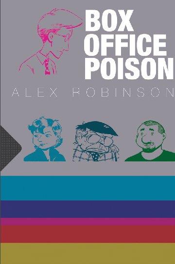 Box Office Poison comic