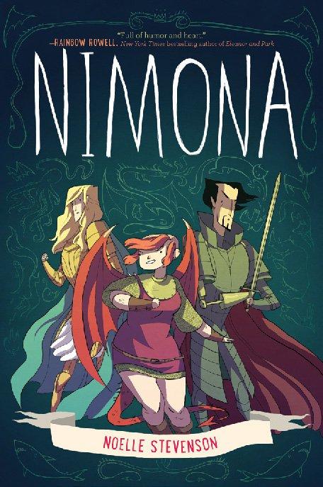 Nimona comic