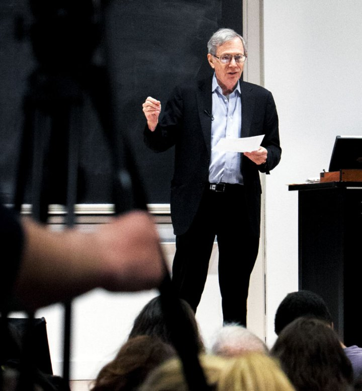 Photograph of Eric Foner '63, GSAS'69