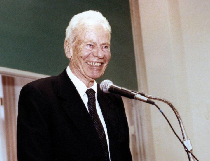 Charles L. Van Doren GSAS'59