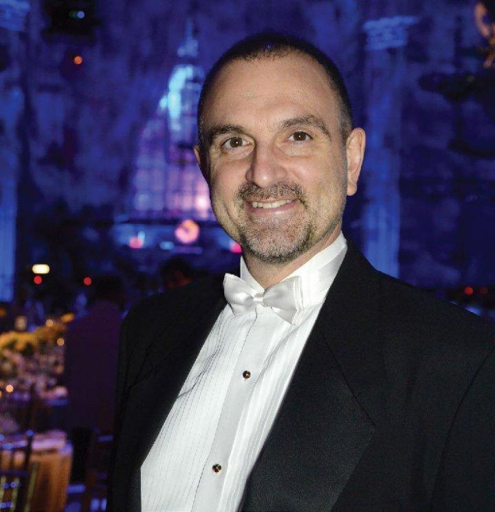 Dr. George Yancopoulos '80, GSAS'86, PS'87