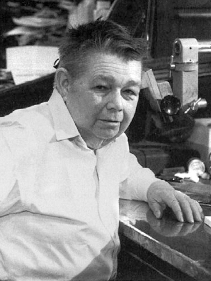 Karl F. Koopman '43, GSAS'50