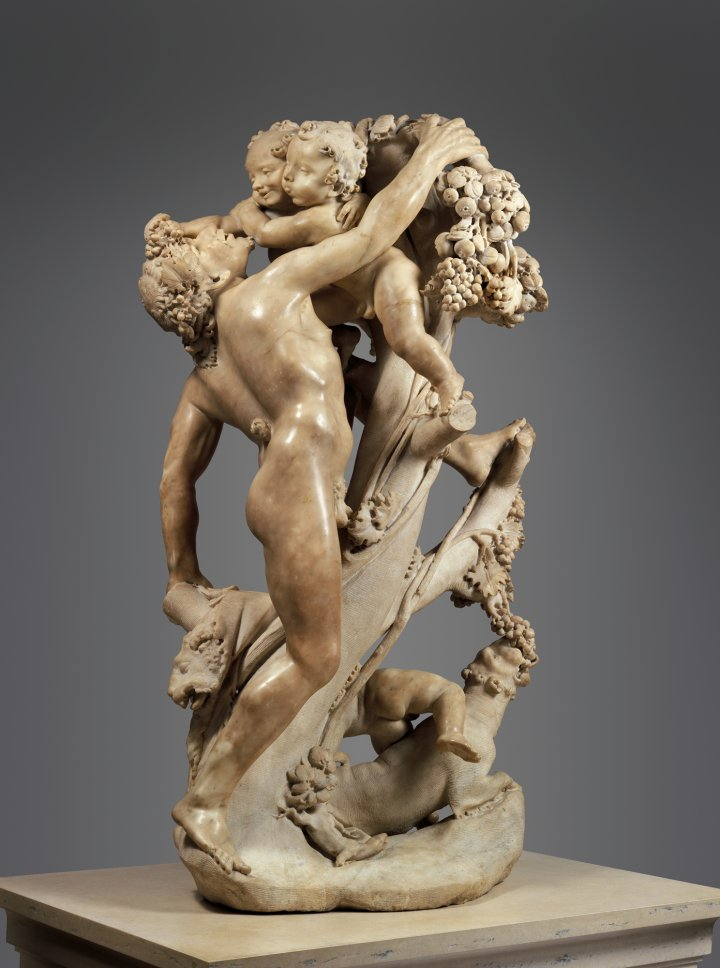 A Faun Teased by Children