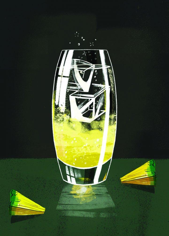 Black Pineapple Elixir