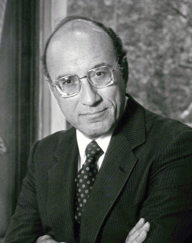 Michael I. Sovern '53, LAW'55, University President Emeritus