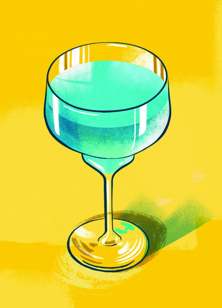 Corpse Reviver Number Blue