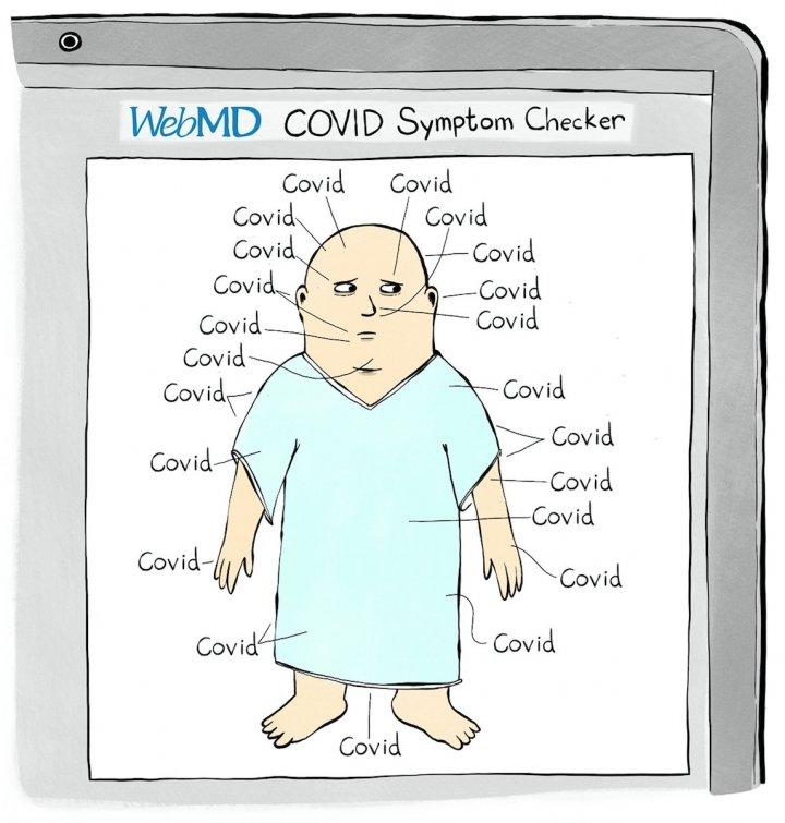 Covid Web