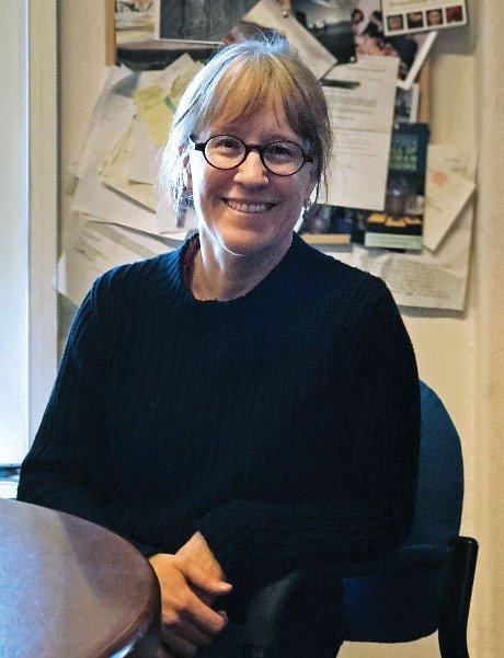 Photo of Zoë Crossland