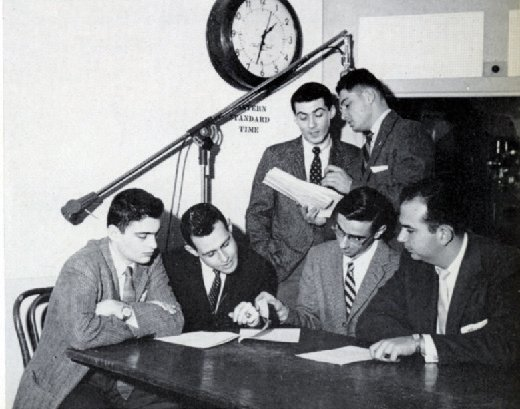WKCR, 1957