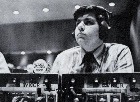 WKCR, 1971