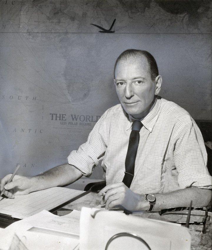Theodore M. Bernstein CC 1924, JRN 1925