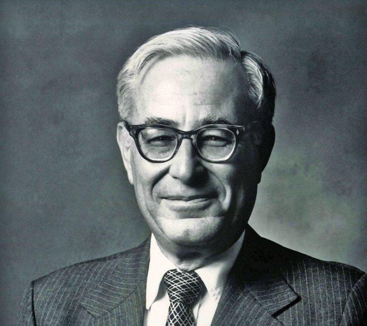 Harold Brown '45, GSAS'49