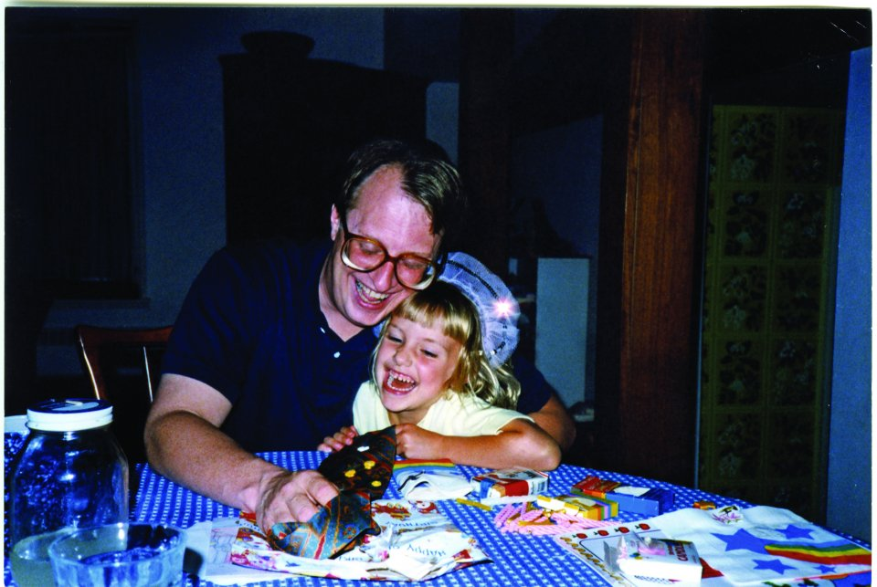 Poppy dad