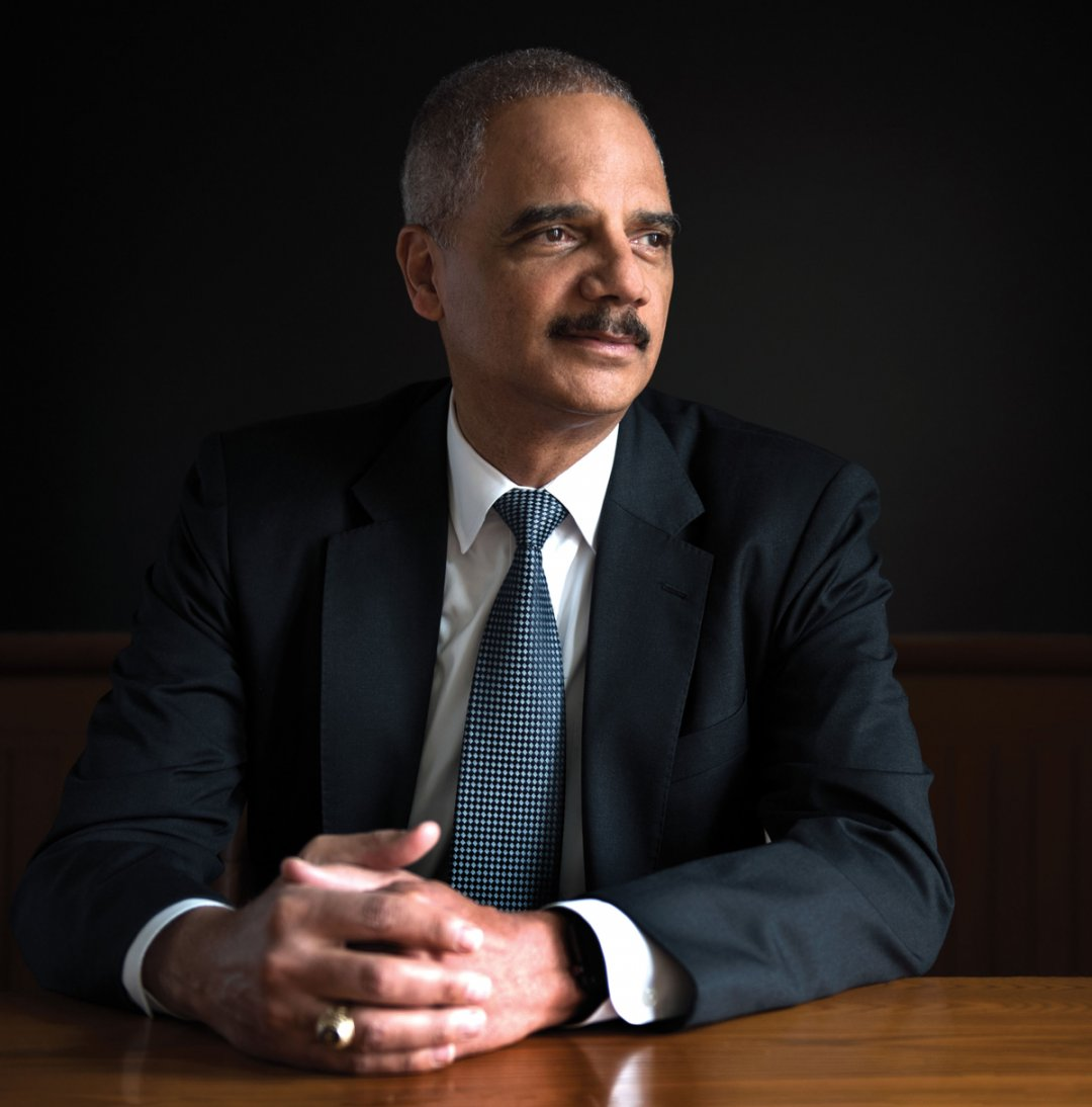 Photo of Eric H. Holder Jr.