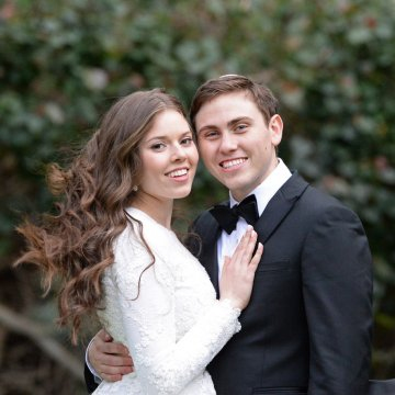 Jeremy Cooper '17 and Ellin Mitchell BC'19 were married in Hadera, Israel, on January 6